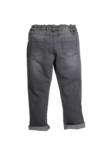 Zeyland Bel Lastikli Skinny Jean (5-12yaş) Bel Lastikli Skinny Jean (5-12yaş) Gri